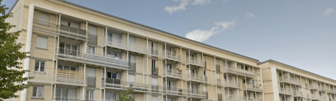 Création de balcons sur structure métallique