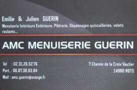 Logo client AMC GUERIN